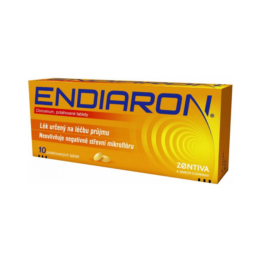 Endiaron 250 mg příbalový leták