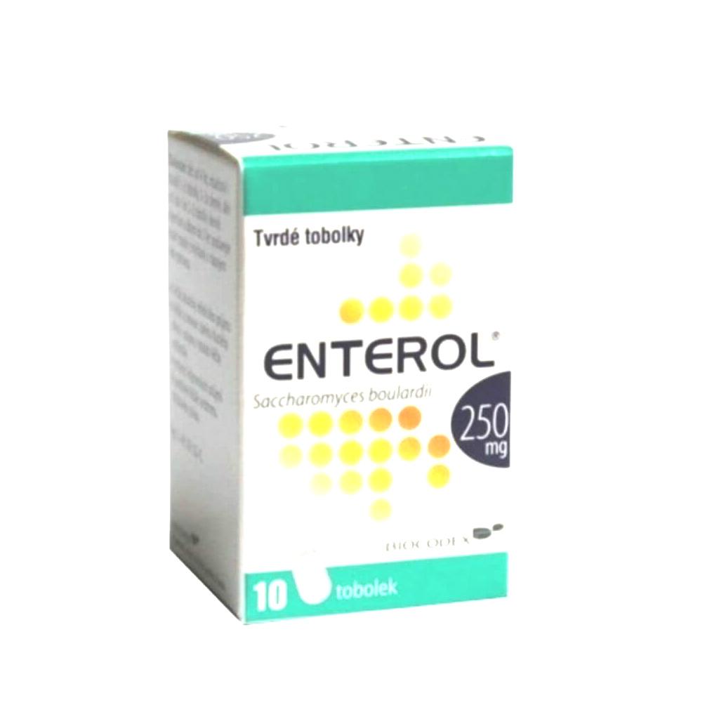 Enterol 250 mg příbalový leták