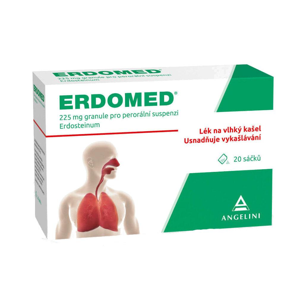 Erdomed 300 mg příbalový leták