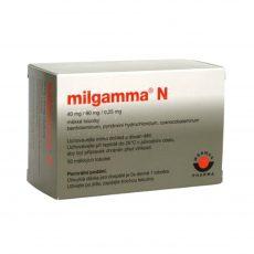 Milgamma N 40 mg/90 mg/0,25 mg příbalový leták