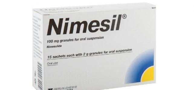 Nimesil 100 mg příbalový leták