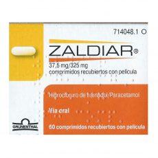Zaldiar 37,5 mg/325 mg příbalový leták